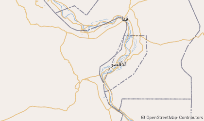 Map of Qina
