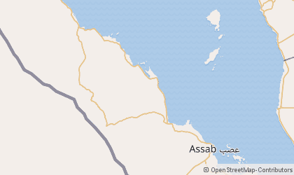 Assab Map