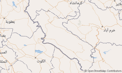 Map of Ilam