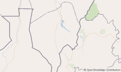 Map of Blue Nile